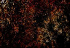 Black Rust Texture
