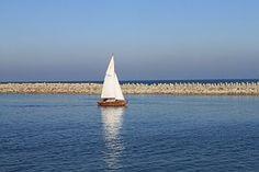 Veleiro, Mar Báltico, Mar, Porto