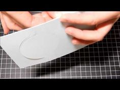 ▶ Circle Card Thinlit Box Tutorial - YouTube