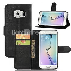 Luxury Vintage Wallet PU Flip Leather Cover Case For Samsung Galaxy J1…