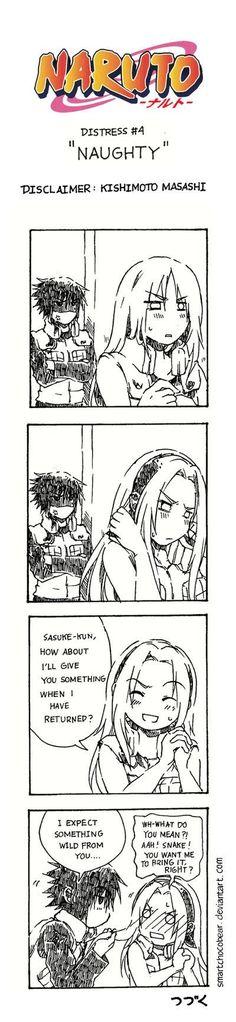 Naruto doujinshi