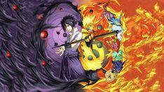 Naruto X Sasuke   -  Sun X Moon - by NarutoArts1 on DeviantArt
