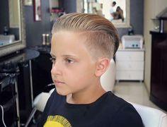 #beautysalon #shakosajaia #barber #boyhaircut Cute Hairstyles For Boys, Stylish Mens Haircuts, Baby Boy Hairstyles, Haircuts For Long Hair, Undercut Hairstyles, Haircuts For Men, Cool Hairstyles, Undercut Pompadour, Mens Medium Length Hairstyles