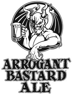 My husband saw this on a tshirt last night at a concert and is now on a mission to find the beer itself (already ordering him a tshirt of his own). Way cool logo.