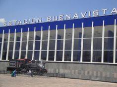 Los edificios de la Comisión de Telecomunicaciones y la estación Buenavista del Ferrocarril Suburbano, que a partir del 1 de junio de 2008 entró en servicio, este sistema inicia en Buenavista y termina en el Municipio de Cuautitlán en el Estado de México