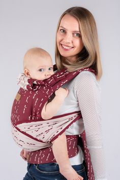 Joy, Love, Happy, Together, One, Life. Six essential babywearing words embedded in a magical collection. Inspired by the unique language of love, in nuances of burgundy-ruby and dusty cream, ISARA Quick Ruby Code symbolizes timeless tenderness and infinite freedom. All The Feels, Morse Code, Love Languages, Babywearing, Infinite, Freedom, Burgundy, Coding