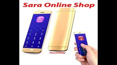 Buy One Dual Sim Card Touch Java Mobile Phone And Get A Free T-Shirt