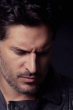 I love this deep expression on his face // Joe Manganiello 2014