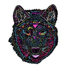 Psychedelic Work of Kris Tate | Abduzeedo | Graphic Design Inspiration and…