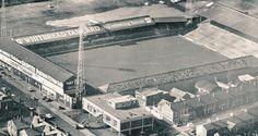 Bloomfield Road. Blackpool FC.
