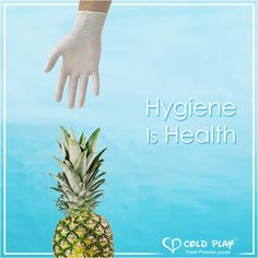 We assure one of the most important criteria for good health! #Hygiene #health #fresh #natural