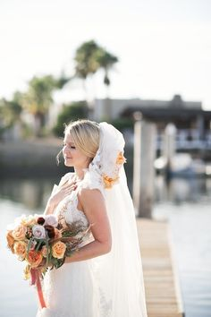 seaside bohemian Bride  Photography By / katharrisweddings.com, Floral Design By / frenchbuckets.com
