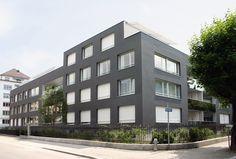 Housing Development Neumünsterallee, Zurich, Gigon.Guyer