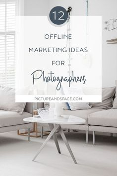 There are many posts written on online marketing, but as a photographer, you need an offline marketing plan: 12 ideas to get you started marketing your photography business. Photography Marketing, Photography Business, Real Estate Photography, Still Life Photography, Marketing Plan, Online Marketing, Business Marketing, Media Marketing, Business Education
