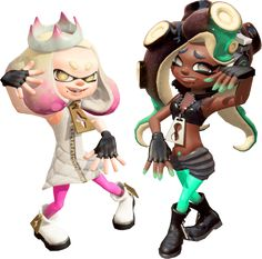 11b460cee0 Game modes - Splatoon 2 for Nintendo Switch - Multiplayer, single player,  co-op