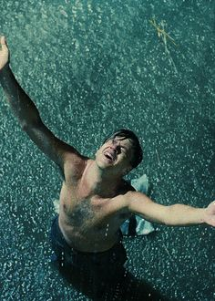The Shawshank Redemption: Let me tell you something my friend. Hope is a dangerous thing. Hope can drive a man insane.