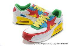 """""""AIR MAX 90 KID 27-35""""中的照片 - Google 相册 Air Max 90 Kids, Air Max Sneakers, Sneakers Nike, Nike Air Max, Rainbow, Shoes, Google, Fashion, Men"""