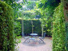 Patio Garden. Imkerij Immenhof, Molenhoek/Heumen.