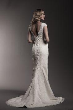 Rita Wedding Dress  -  Amy Kuschel Bride