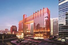 Fairmont Beijing, Rated 9.8