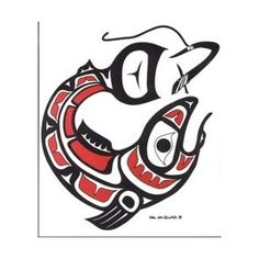 pacific northwest indian art - Google Search