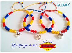 Custom Jewelry, Diy Jewelry, Beaded Jewelry, Handmade Jewelry, Jewelry Making, Beaded Bracelets, Crochet Motif, Bracelet Patterns, Paracord