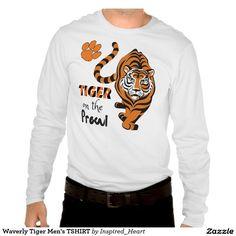 Waverly Tiger Men's TSHIRT