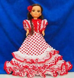 sibila esotérica: GITANA, muñeca Santería