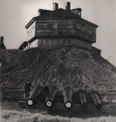 Fort McClary is located in Kittery, Maine and defended Portsmouth, New Hampshire from colonial times until the Spanish American War. Description from pinterest.com. I searched for this on bing.com/images