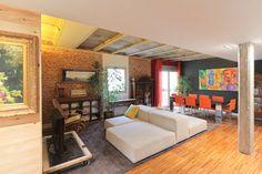 Échale un vistazo a este increíble alojamiento de Airbnb: Loft entre jardines en Madrid. - Apartamentos en alquiler en Madrid
