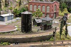 HO Scale Model Train Image 3