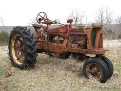 old tractors - Google Search