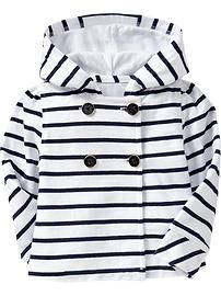 Striped Hooded Jacket for Baby - Old Navy