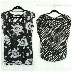 *Charlotte Russe Tops - 3 for $10 ! Pick any tops with this title!*For Sale in my Poshmark Closet! *Download the Poshmark App and use code JCSTL to get a $10 credit toward your first purchase :)*