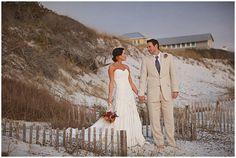 30a Wedding Co. / Lindsay and Jason: A Watercolor Wedding