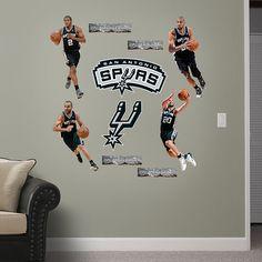 San Antonio Spurs Power Pack