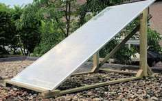 http://netzeroguide.com/homemade-solar-panels.html Homemade solar power panels are increasingly becoming more common simply because the technologies improve to make it less difficult for moms and dads to accomplish it independently.