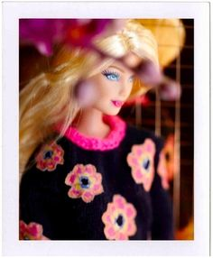 First Look: Barbie x Sister By Sibling For LDN Fashion Week #barbie #fashion #fashionweek #london