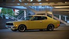 1974 Datsun 610