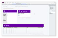 KanBan Task Board - Visualize your Tasks, To-Do's and Projects in OneNote - Templates for OneNote by Auscomp.com Onenote Template, One Note Microsoft, Bar Chart, Boards, Notes, Templates, F1, Projects, Planks