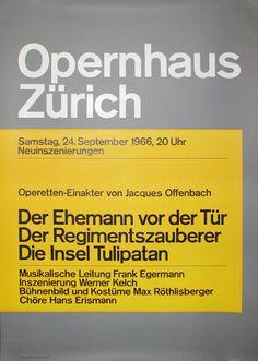 Visual Kontakt - Design, Fashion, Photography, Architecture, Illustration and Typography: Josef Müller-Brockmann: Design