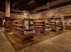 Davidoff Cigars flagship store by ARNO Brussels Belgium 03