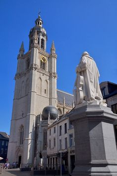 Basiliek van Halle - Halle, Belgium Actually born there....