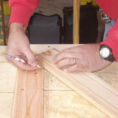 In this set of free woodworking plans, learn how to build barn doors using a 2x6 frame, with X-style trim and traditional barn-style Dutch-doors.: Begin the Decorative X-Trim