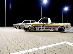 '80's caddy / Jetta coupe