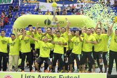 Deportivo Meta campeón de la Liga Argos Futsal 2014-I