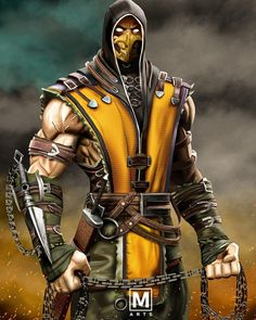 Mortal Kombat Tattoo, Mortal Kombat X Scorpion, Sub Zero Mortal Kombat, Mortal Kombat 2, Mortal Kombat Comics, Mi Images, Mortal Kombat X Wallpapers, Arte Dc Comics, Marvel Comics