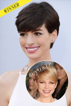 Love the low maintenance of the pixie haircut!