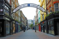 9 Seccrets of Carnaby Street. More than just the swinging sixties.