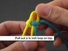 How to Make a Thatched Solomon Bar (Paracord) Bracelet by TIAT